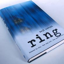 <cite>Ring by</cite> Koji Suzuki