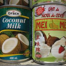Grace Coconut Milk, Mei Mei Lait de Noix de Coco