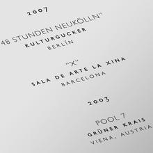 Luis Martín exibition catalog