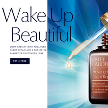 Estée Lauder websites