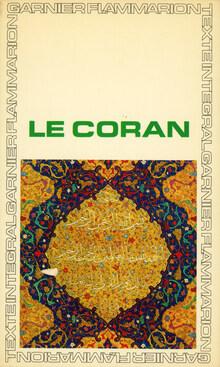 Garnier-Flammarion 237: <cite>Le Coran</cite>