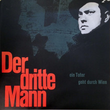 <cite>Der dritte Mann</cite> (The Third Man) movie poster, Atlas rerelease