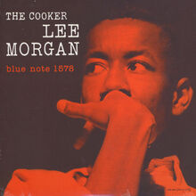 <cite>The Cooker</cite> by Lee Morgan