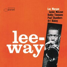 <cite>Leeway</cite> by Lee Morgan