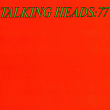 <cite>77</cite>and <cite>Psycho Killer/Pulled </cite>EP by Talking Heads