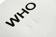 <cite>WHO but</cite>. Magazin der Fakultät Design an der THNürnberg Georg Simon Ohm