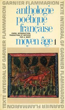 Garnier-Flammarion 153: <cite>Anthologie poétique française</cite>, Vol. 1 & 2