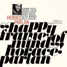 <cite>Happy Frame of Mind</cite> by Horace Parlan