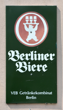Berliner Biere / Berliner Weiße
