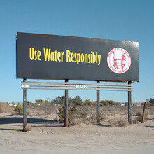 Use Water Responsibly
