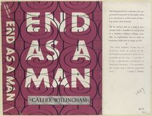 <cite>End as a Man</cite>