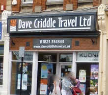 Dave Criddle Travel Ltd