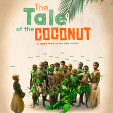 <cite>The Tale of the Coconut</cite> film poster