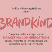 Brandkind website