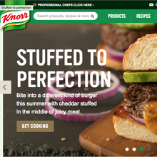 Knorr website