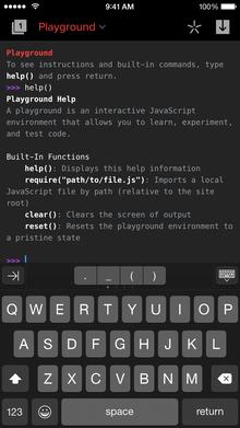 Coda for iOS 2.0 app