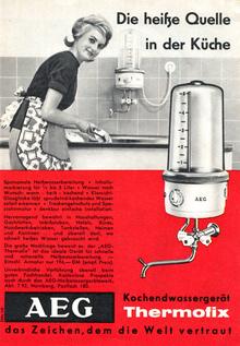 AEG Thermofix ad