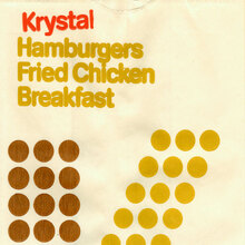 The Krystal Company, 1970s rebranding