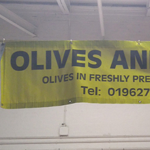 Olives and Things