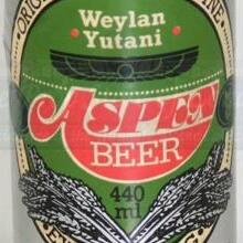 Aspen Beer can prop from <cite>Alien</cite>