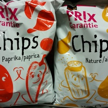 <I>Prix Garantie</I> potato chips