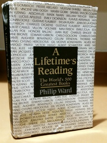 <cite>A Lifetime's Reading</cite> by Philip Ward