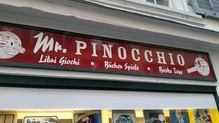 Mr. Pinocchio, Zurich