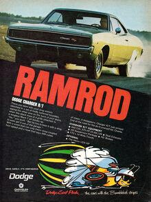 Dodge 1968 R/T ads