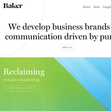 <cite>Baker</cite> website