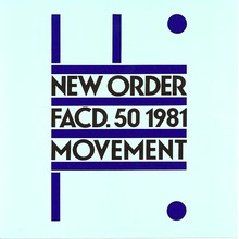 <cite>Movement</cite> by New Order