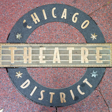 Chicago Theatre District