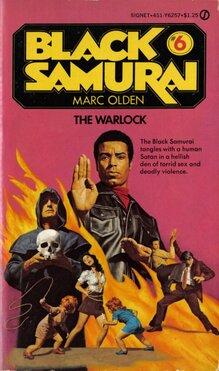 <cite>Black Samurai</cite> book series and movie