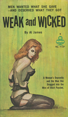 <cite>Weak and Wicked</cite> by Al James