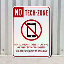 No Tech-Zone