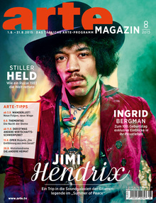 arte Magazin issues 7–9, 2015