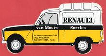 Renault Service van Meurs