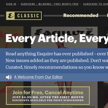 Esquire Classic