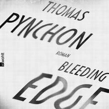 <cite>Bleeding Edge</cite> by Thomas Pynchon, Rowohlt edition