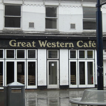 Great Western Café, West Bromwich