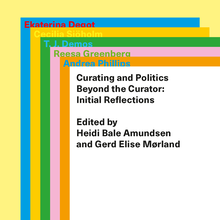 <cite>Curating and Politics</cite>