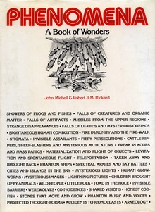 <cite>Phenomena: A Book of Wonders</cite>