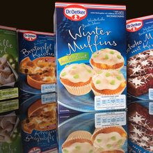 Dr. Oetker Christmas Edition