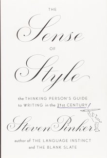 <cite>The Sense of Style</cite> by Steven Pinker