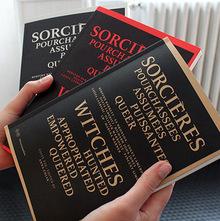 <cite>Sorcières</cite> (<cite>Witches</cite>) and <cite>L'Heure des Sorcières</cite> (<cite>The Witching Hour</cite>)