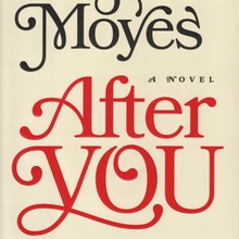 <cite>After You</cite> hardcover
