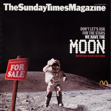 <cite>The Sunday Times Magazine</cite>, 6 Dec 1998