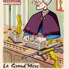 <cite>7 familles</cite> card game