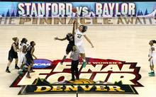 2012 Women's NCAA Basketball Tournament graphic