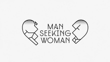 <cite>Man Seeking Woman</cite> title sequence