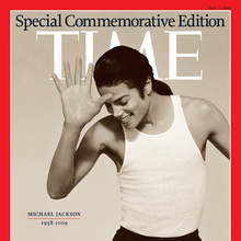<cite>TIME</cite>, Special Michael Jackson Edition